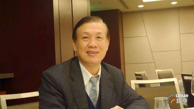 鄉林集團董事長賴正鎰。 (鉅亨網記者張欽發攝)
