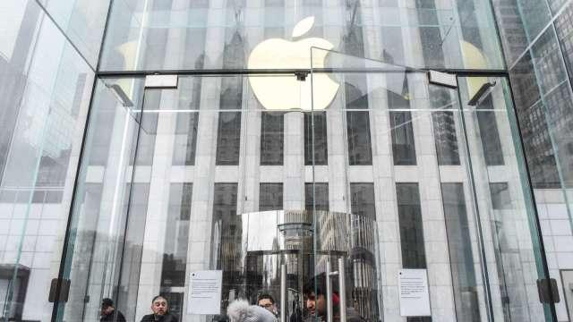 超過半數串流音樂訂閱戶對Apple One有興趣 分析師:蘋果靠這招贏定了!(圖片:AFP)