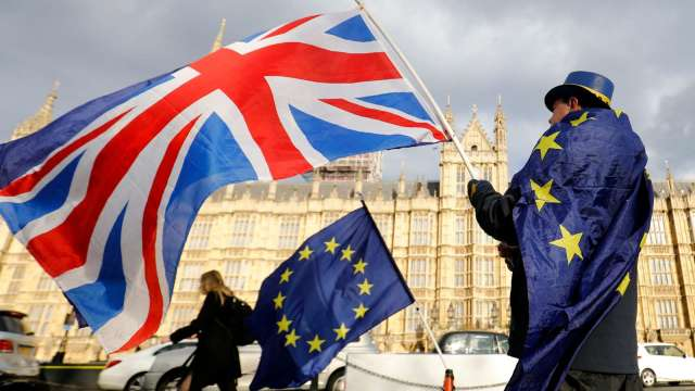 歐盟執委會允許成員繼續使用英國清算所至2022年6月 (圖片:AFP)