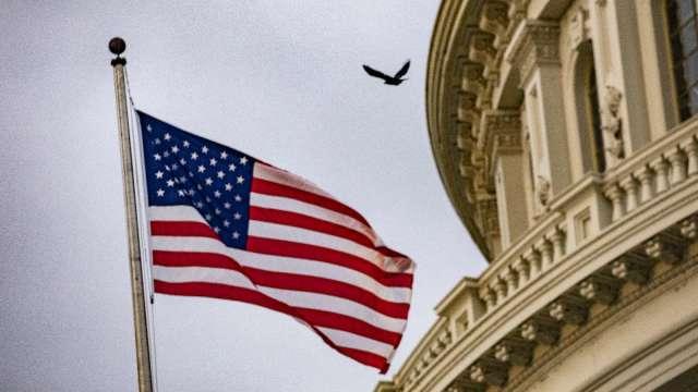 CBO:至2050年美國債務佔GDP比例恐升至195%(圖片:AFP)