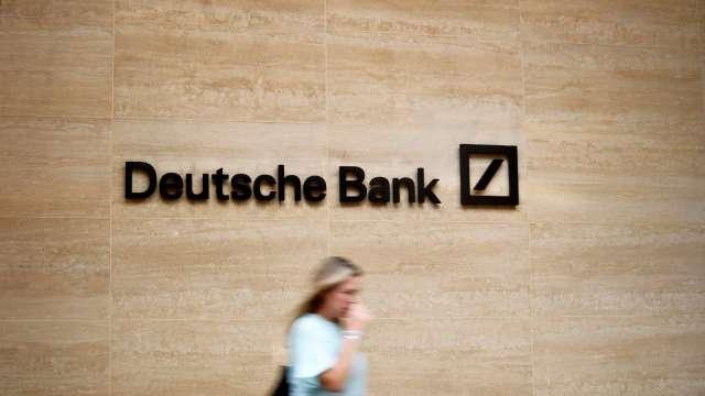德意志銀行計劃關閉德國百家分行 佔國內分行約五分之一 (圖:AFP)