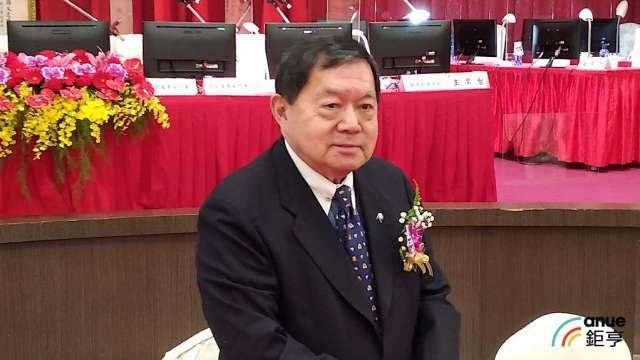 亞泥董事長徐旭東。(鉅亨網資料照)