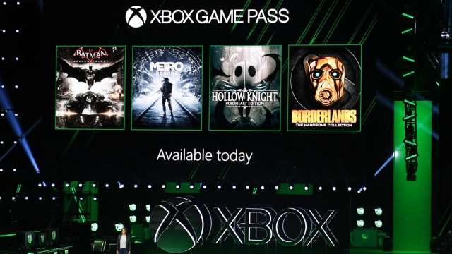 微軟吞下ZeniMax 華爾街大讚:Game Pass訂閱服務將如虎添翼(圖片:AFP)