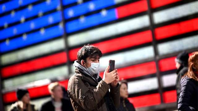 英國重啟防疫措施!川普強調:美國不會跟進(圖片:AFP)