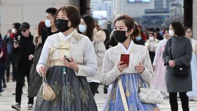 疫情重創南韓旅遊業 半年少6百多家旅行社 (圖片:AFP)