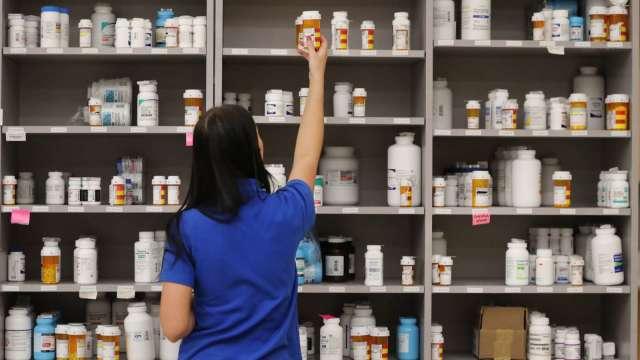 藥品再度不符規定 杏輝:為自主預防性回收 影響金額不超過280萬元。(圖:AFP)