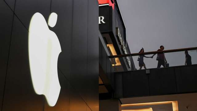 傳新iPhone 10月13日亮相 16日預購(圖片:AFP)
