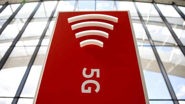 5G手機需求強勁 今年純晶圓代工市場增幅有望創2014年以來新高(圖片:AFP)