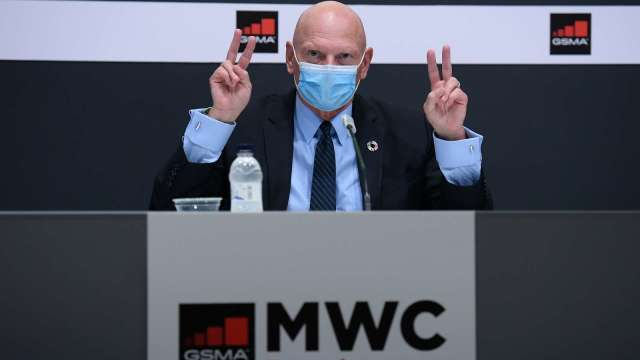 GSMA宣布:2021年MWC大會延至6月底舉行 (圖:AFP)