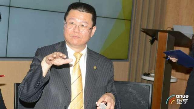 永慶房產集團業務總經理葉凌棋。(鉅亨網記者張欽發攝)