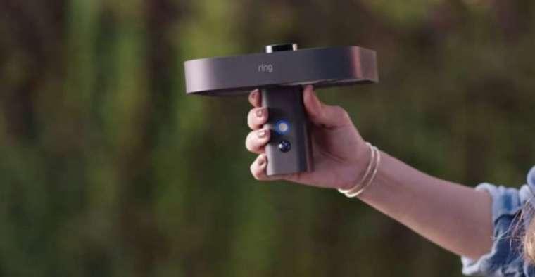 亞馬遜新型飛行居家安全無人機Ring Always Home Cam (圖片:digitaltrends)