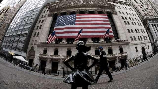 高盛將美國第4季經濟成長預期減半 因今年難再有財政刺激(圖:AFP)