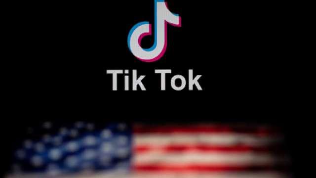 美法官要求川普政府須定 TikTok 「生死」 (圖片:AFP)