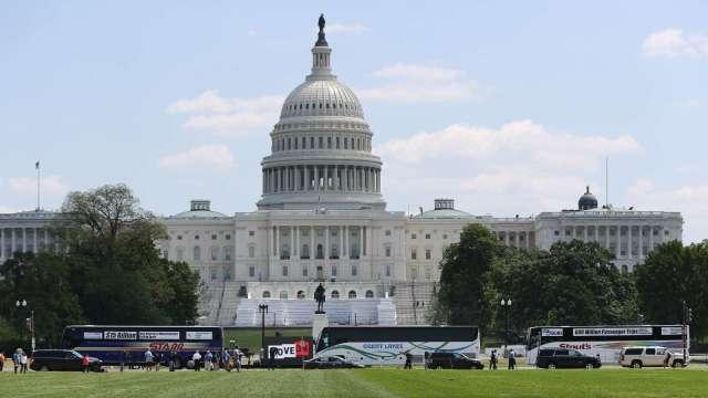 最新!美眾院推新刺激法案 規模高達2.4兆美元。(圖片:AFP)