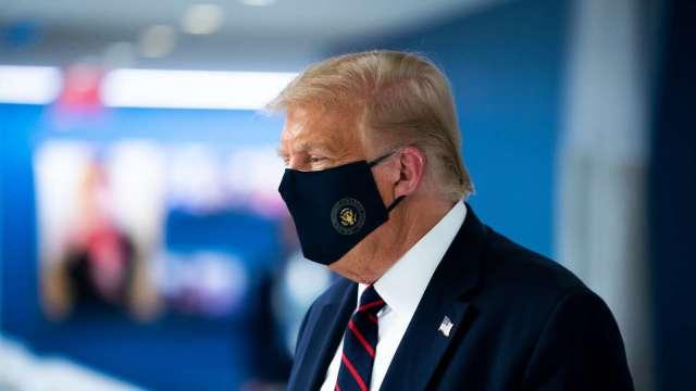 美國肺炎確診突破700萬人 中西部快速增加 (圖片:AFP)