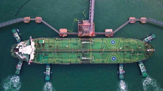 俄羅斯8月蟬連最大中國原油進口商 美國與巴西進口量暴增(圖:AFP)