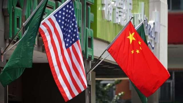 金融時報:美國政府制裁中國晶片製造商中芯國際(圖:AFP)