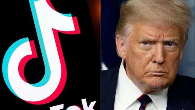 美國法官將裁決 是否阻止川普政府的TikTok禁令(圖:AFP)