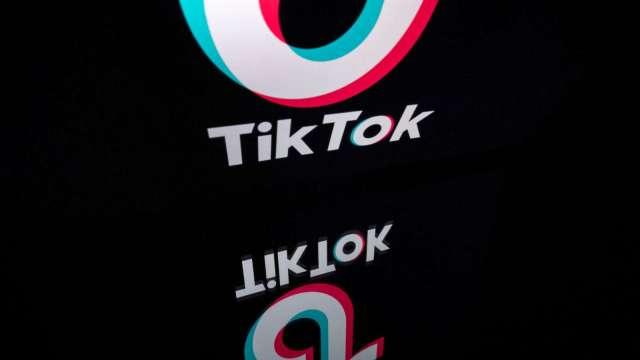 美國法院裁定暫緩實施TikTok下架的行政命令(圖片:AFP)