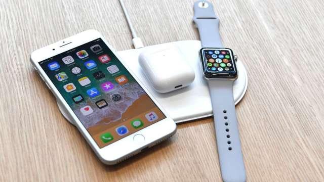 富比士:蘋果AirPower Mini將與iPhone 12同時露面 (圖片:AFP)
