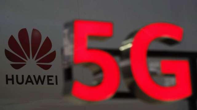川普政府仍在向德國施壓 力促其5G網路禁用華為(圖:AFP)