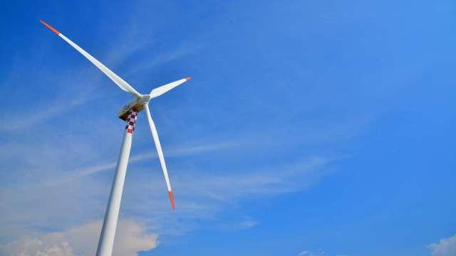 正隆為首家引進風力發電紙業公司,累計取得7729張再生能源憑證。(圖:正隆提供)
