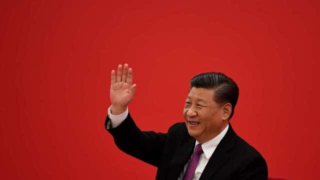 路透:中國領導人準備調降「十四五規劃」的經濟增長目標 (圖:AFP)
