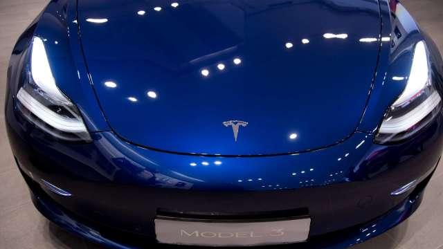 傳特斯拉尋求入股LG Energy Solution 以確保電池供應(圖片:AFP)