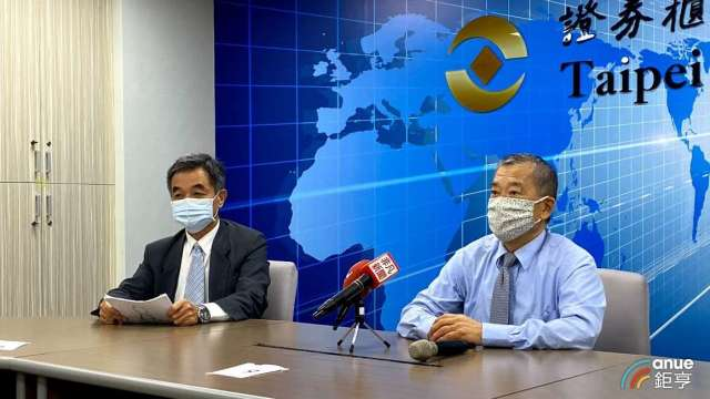 左為浩鼎財務長陳志全、右為董事長張念慈。(鉅亨網記者沈筱禎攝)