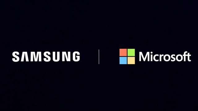 微軟攜手三星 為企業提供5G雲端解決方案 (圖片:AFP)