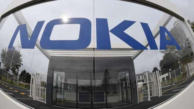 諾基亞成為英國電信5G設備供應商 填補華為被排除空缺(圖:AFP)