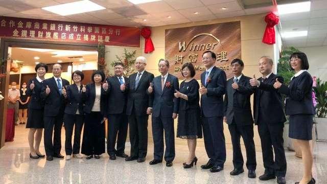 合庫金雙管齊下深耕高資產理財 祭600萬高薪搶香港金融高手 。(圖:業者提供)