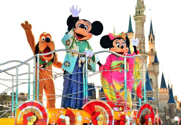 迪士尼宣布宣布解僱 28,000 名員工。(圖片:AFP)