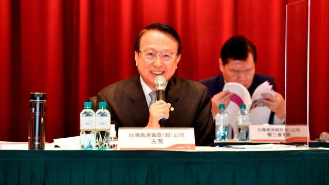 台灣高鐵董事長江耀宗。(圖:高鐵提供)