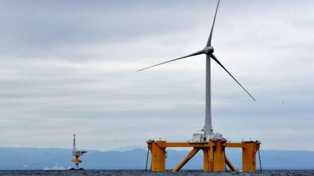 投審會核准,外商擴大投資逾95億元發展再生能源、離岸風電。(圖:AFP)