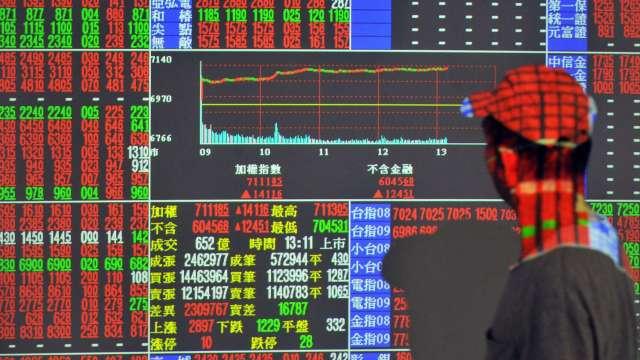 【鍾國忠專欄】台股盤整期的主流股分析追蹤。(圖:AFP)