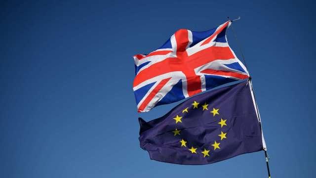 歐盟向英國發正式通知信 就違反脫歐協議啟動法律行動 (圖:AFP)