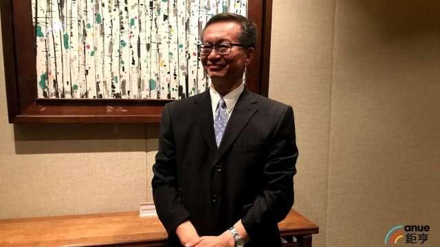 太景董事長兼執行長黃國龍。(鉅亨網資料照)