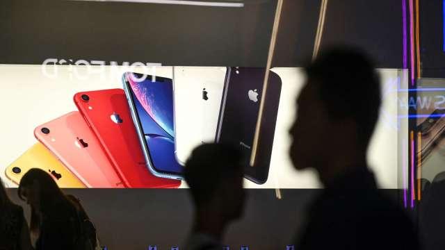 傳蘋果將推無5G「中國版」iPhone 12 售價4400人民幣(圖片:AFP)