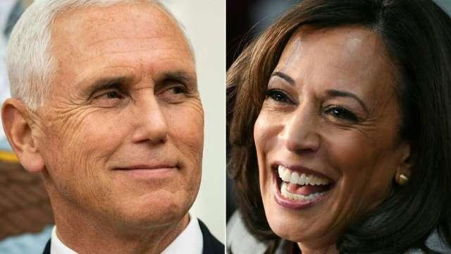 川普扭轉民調看彭斯?美國史上最重要副總統辯論將登場  (圖:AFP)