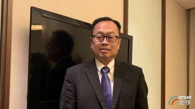 光磊總經理黃年宏。(鉅亨網記者林薏茹攝)