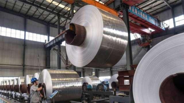歐盟宣布對中國、印尼、台灣熱軋不鏽鋼材課徵反傾銷稅 週四生效 (圖:AFP)