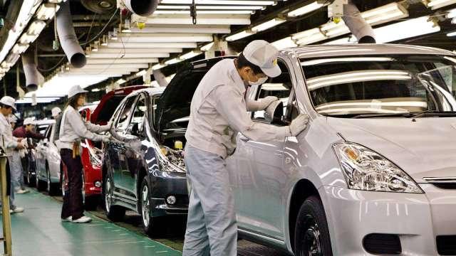疫情衝擊下 日本估計粗鋼生產將出現半世紀來新低 (圖片:AFP)