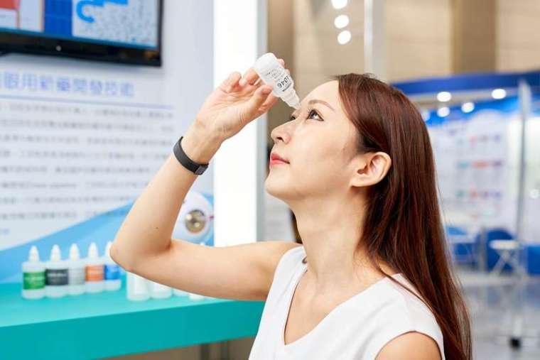 工研院開發「新穎標靶青光眼藥物」, 是國內第一個自主研發成功的青光眼小分子眼藥水,深具里程碑意義。