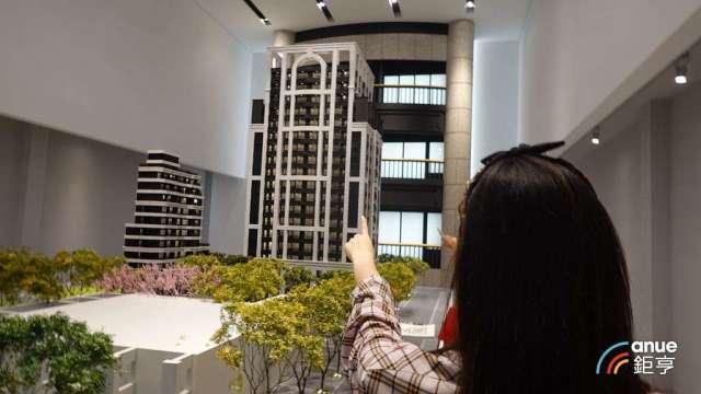 統計顯示,今年以來台北市新建案預售比例飆升到86.5%創新高。(鉅亨網記者張欽發攝)