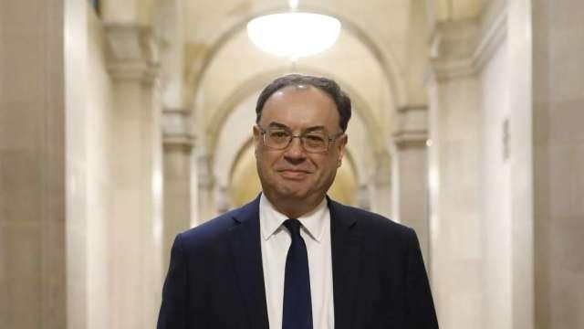 英國央行總裁:英國經濟下行風險高 脫歐後的過渡並不容易(圖:AFP)