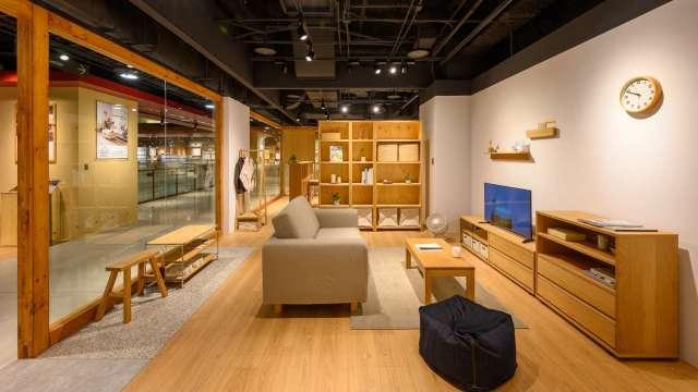 「MUJI RENOVATION空間改造企劃」。(圖:台灣無印良品提供)