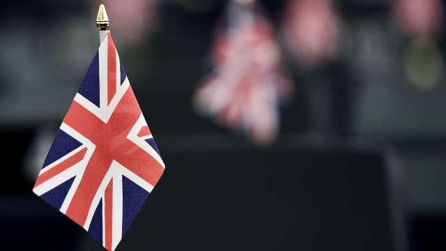 英國8月GDP月增2.1% 不如市場預期(圖片:AFP)