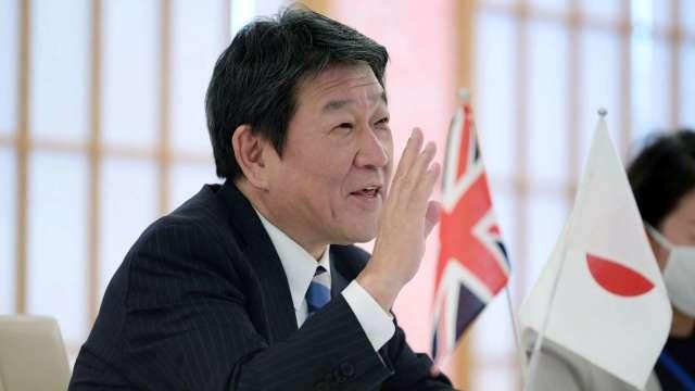 日媒:日、英經濟夥伴協定 將於23日正式簽署 (圖片:AFP)