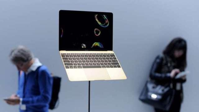 蘋果11月再舉行發布會? 傳將發表 Apple Silicon Mac(圖:AFP)